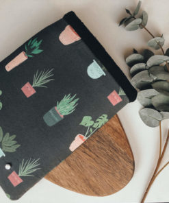 Büchertasche Pflanzen