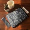 Büchertasche Azteken Muster