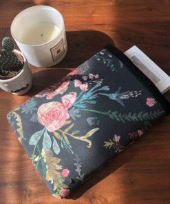 Büchertasche Blumen